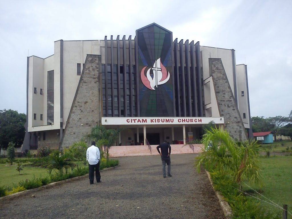 Kenya Rich Churches CITAM Kisumu
