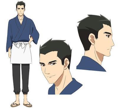 """Tomokazu Sugita como Nobuyuki """"Nobu"""" Yazawa"""