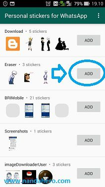 cara membuat stiker whatsapp bergerak