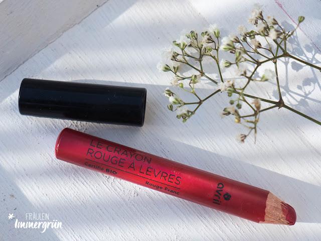 Avril Le Crayon Rouge à Levres / Lipstick Pencil Jumbo Rouge Franc