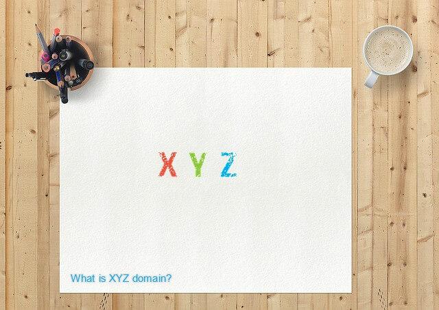 Domain xyz