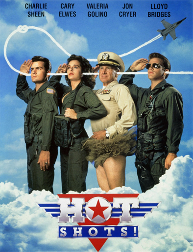 Ver Loca academia de pilotos (Hot Shots!) (1991) Online