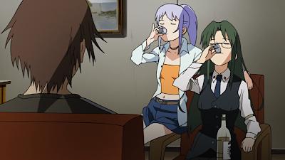 جميع حلقات انمي Rin: Daughters of Mnemosyne مترجم HD , عدة روابط