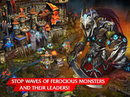 Defenders: TD Origins mod apk.2