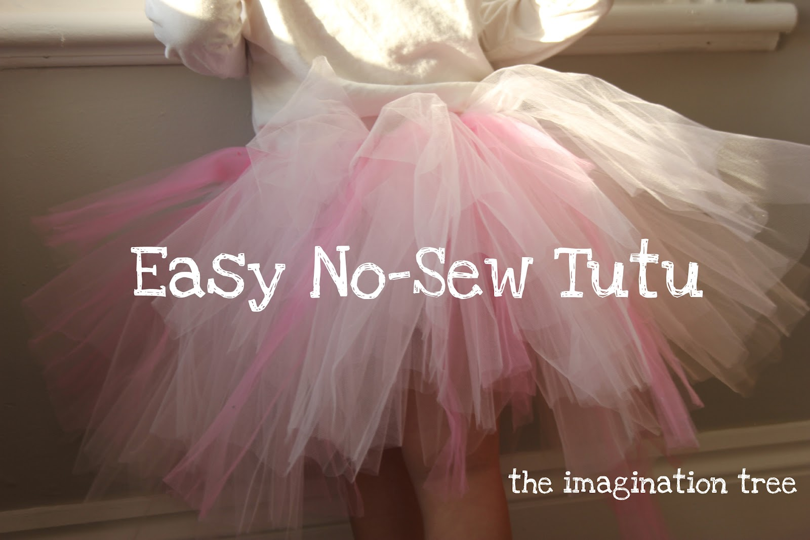 84bd8a34cb ... easy homemade tutus (after the fairy party months ago!) and it was SO  straightforward. This requires NO sewing at all and takes only about 30  minutes to ...