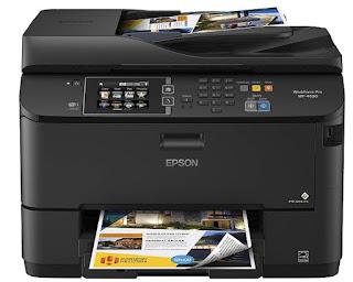 WorkForce Pro Epson WF-4630 Printers Driver Downloads Free