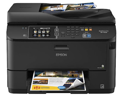 WorkForce Pro Epson WF-4630 Printers Driver Downloads Free