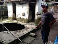 Sumur di Kediri Amblas, Warga Khawatir Kesulitan Air Bersih