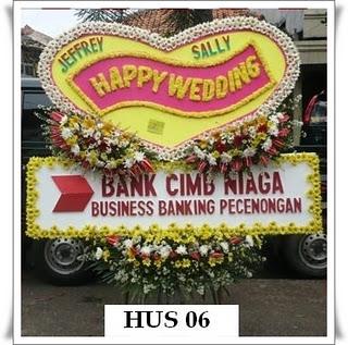 Karangan Bunga Pernikahan Tangerang
