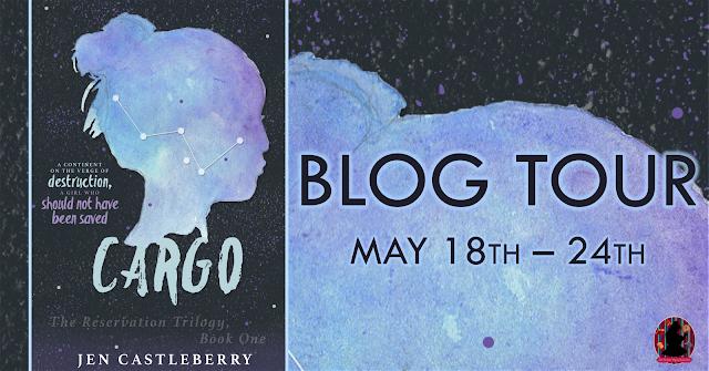Cargo Blog Tour Banner