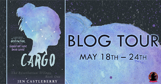 Addicted Readers: Blog Tour: Cargo by Jen Castleberry
