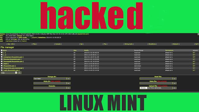 Linux Mint Hack
