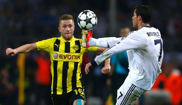 Borussia Dortmund vs Real Madrid