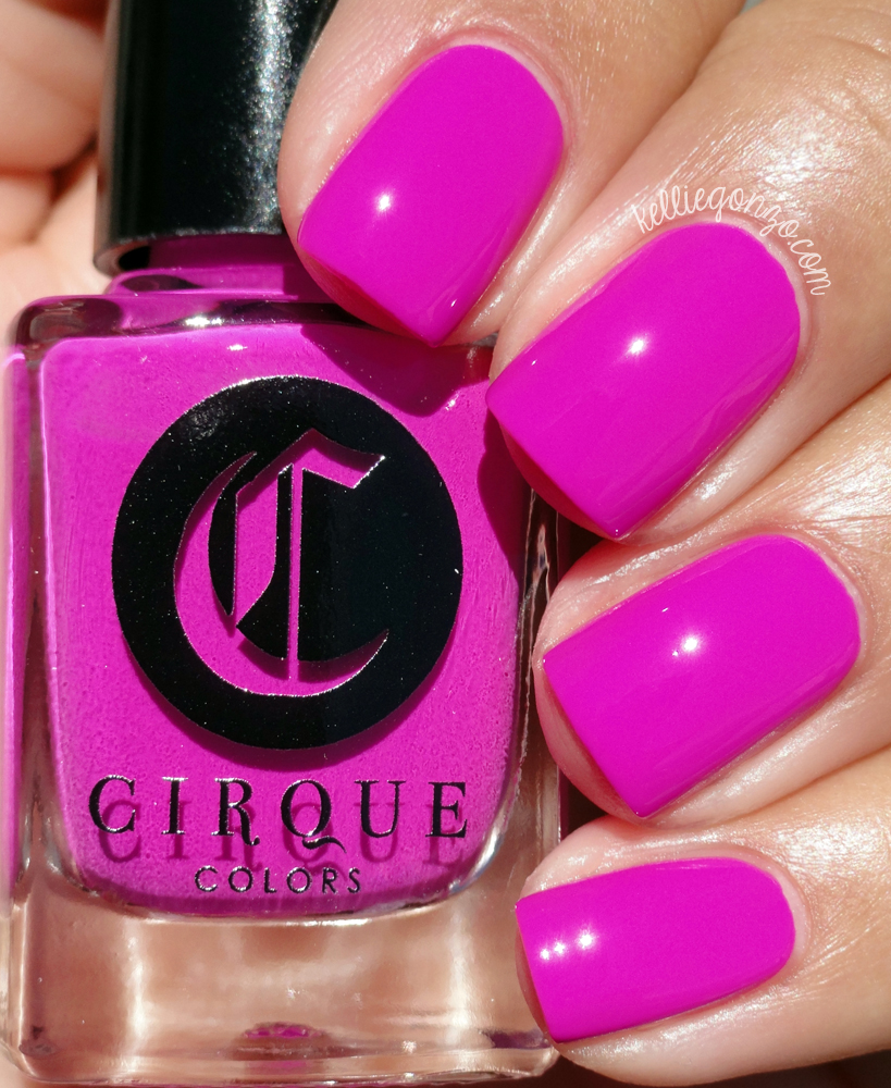Cirque Colors Plastik