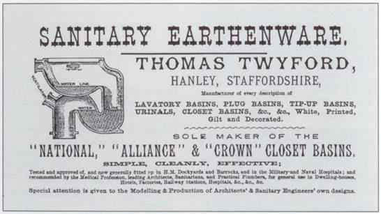 Twyford Bathrooms History: Timeline
