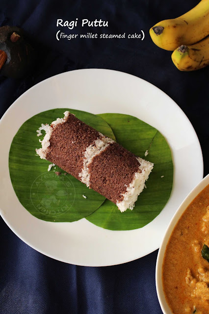 healthy ragi puttu indian breakfast healthy tips for making perfect puttu steam cake