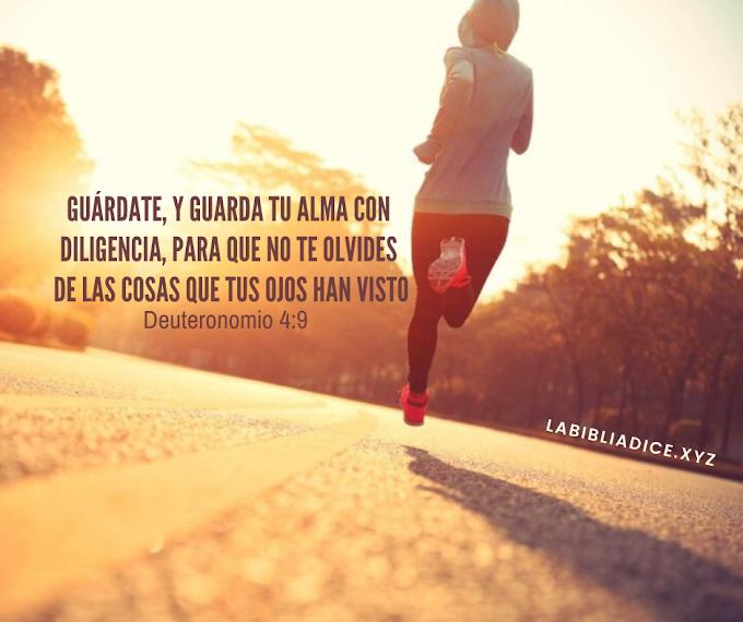 Corriendo veloz sin ir a ninguna parte - Devocional