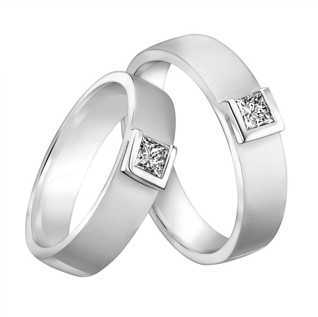 Engagement Rings Vs Wedding Bands: Wedding Rings Collection: Wedding Ring Vs Engagement Ring