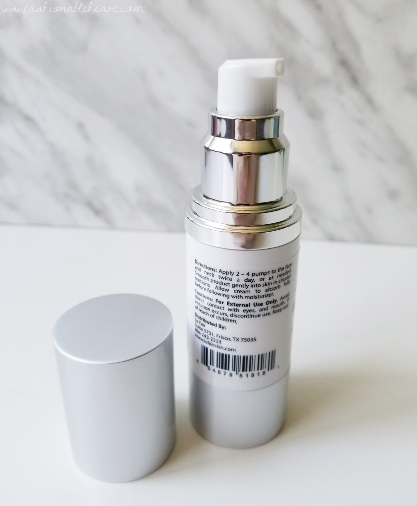 bbloggers, bbloggerca, canadian beauty blog, skincare, anti-aging, le fair skin, age defying, facial serum, serum, dry skin, aging, product review, fine lines, sensitive, scent, facial serum, skincare routine, beauty blog, beauty blogger, free shipping, us, uk, le fair skin age defying facial serum