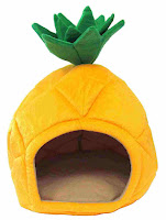 YML Pineapple Pet Bed House