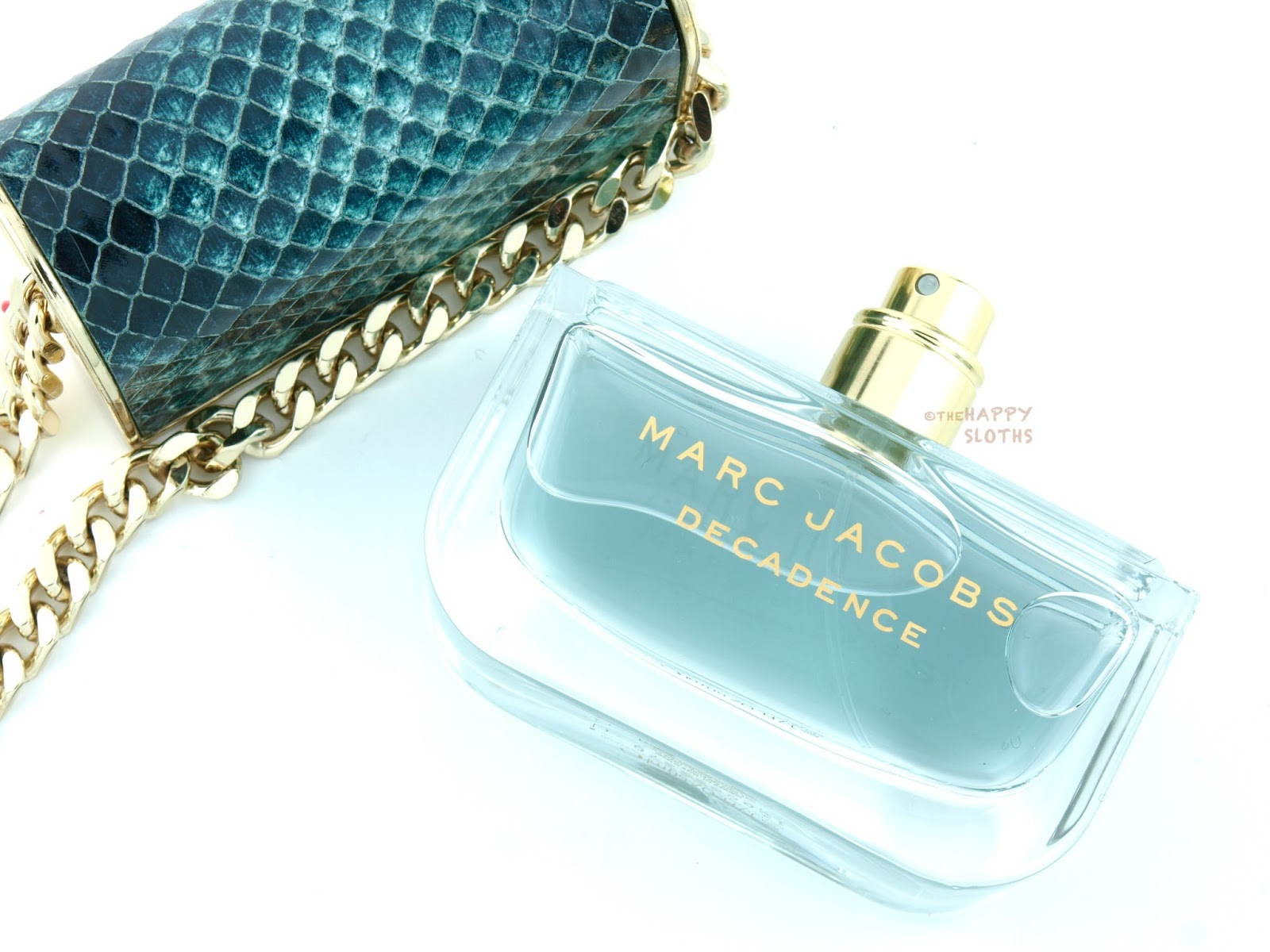 Marc Jacobs Divine Decadence Eau de Parfum: Review