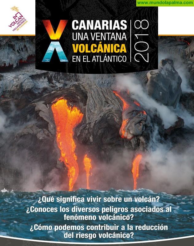 """Tijarafe acoge el programa educativo """"Canarias, una ventana volcánica en el Atlántico"""""""