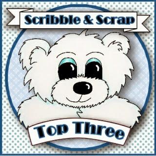 Top Three Badge