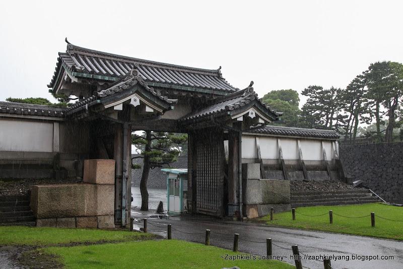 【日本 東京】關東八日行Day7 - 參觀東京皇居(江戶城)