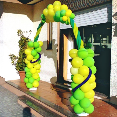Arco de balões | Troll - Soluções para eventos