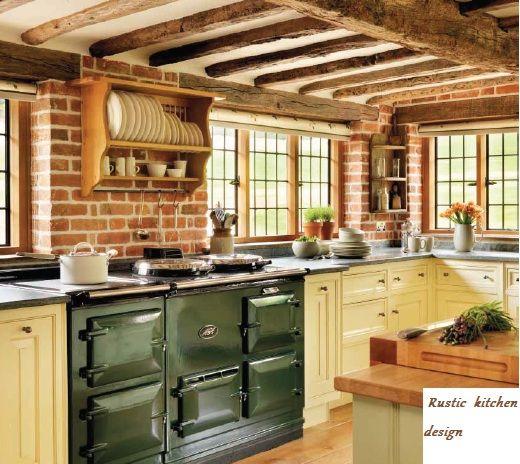 Hydrangea Hill Cottage: AGA Ranges