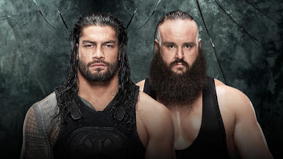 Roman Reigns vs. Braun Strowman
