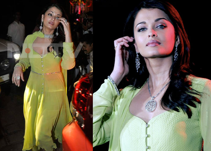 Shruti Seth Wedding More Aishwarya Rai Pictures