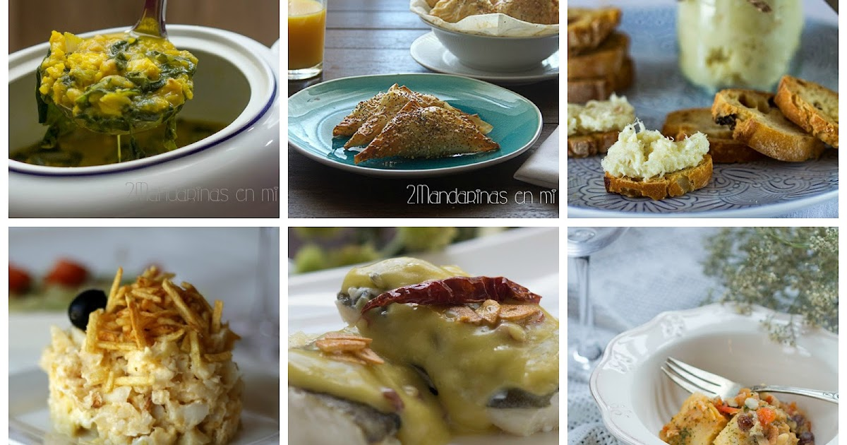 9 recetas con bacalao para la semana santa 2mandarinas