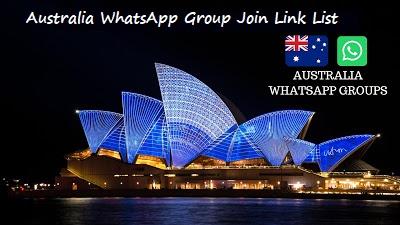 Best Australia WhatsApp Group Join Link List 2018 - 2019 | Tarun