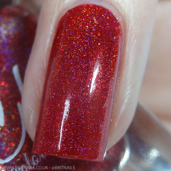 Colors by Llarowe Santa Baby