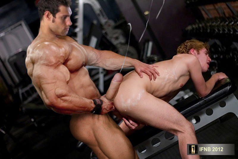 The Ifnb Report Massive Muscle And Cock Blog November 2012-4445
