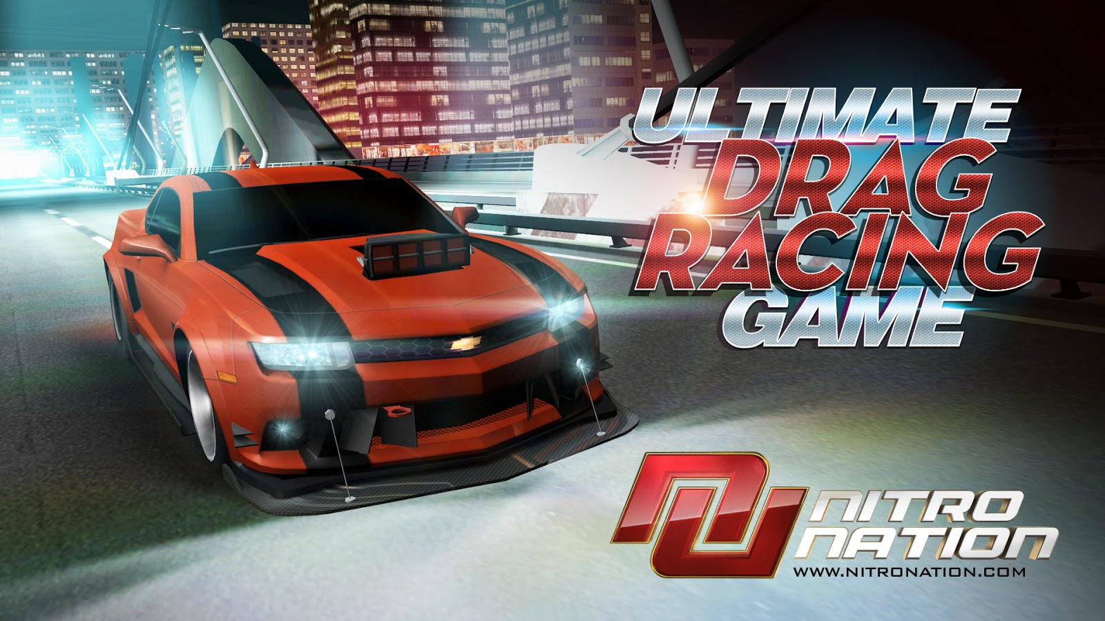 nitro nation drag racing android hile mod apk indir