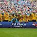 Na decisão do 3º lugar, Bélgica vence a Inglaterra e garante sua melhor colocação na história