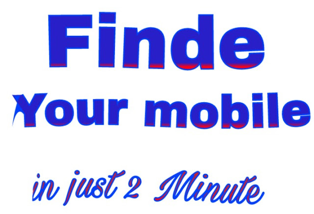 Finds your Mobil