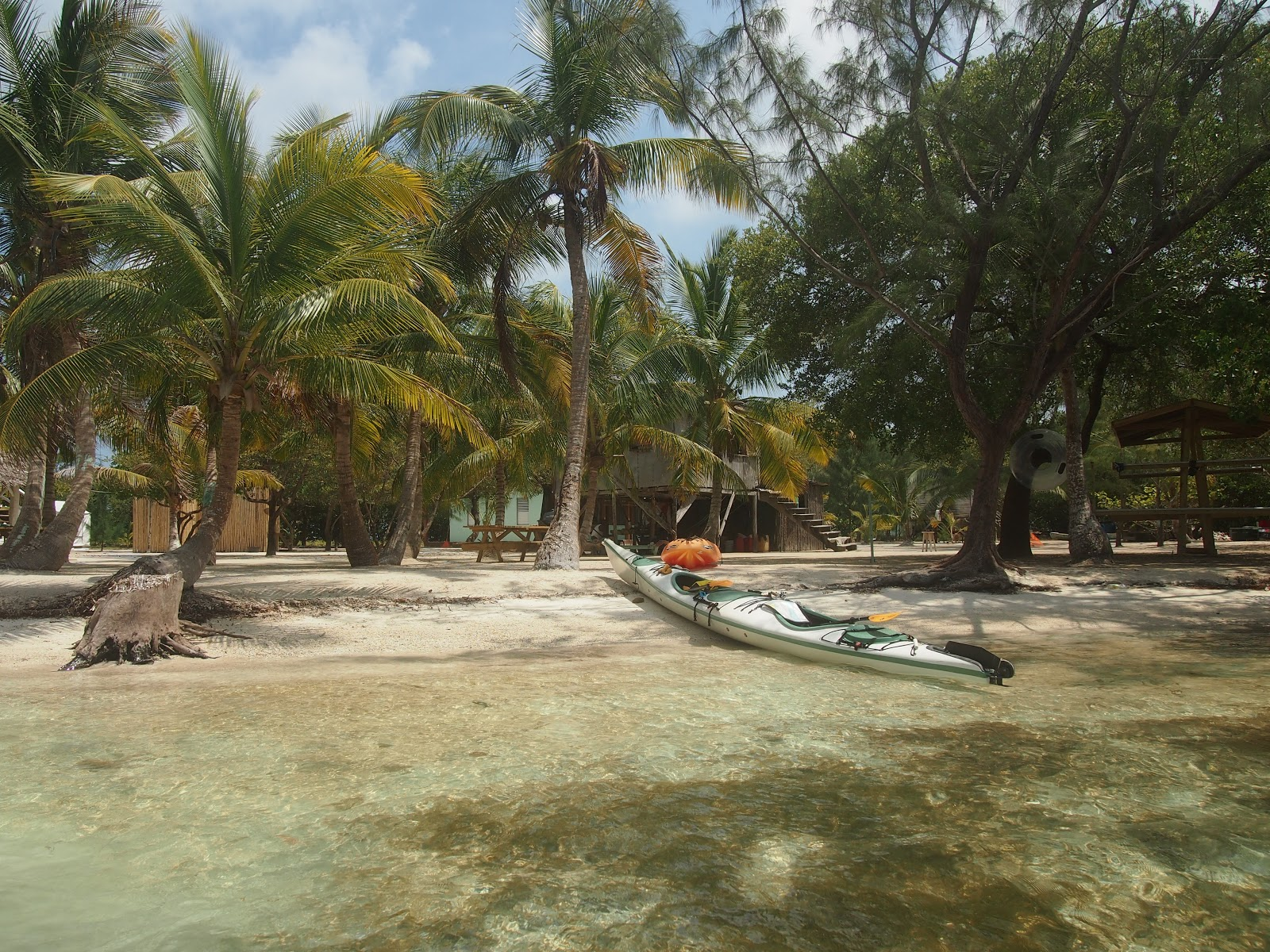 Adventures At Sea Kayaking Part I Belize