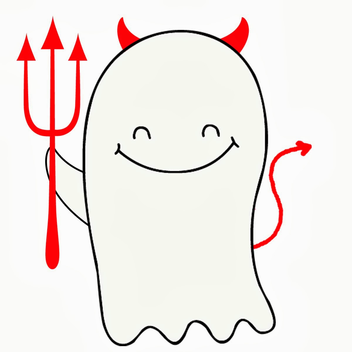 graphic regarding Printable Ghost identify Printable Halloween Ghosts as a result of Carissa Overlook - Joy is