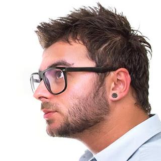 Light or Short Beard Style Image