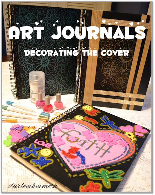 Art Journals/Sketch Books