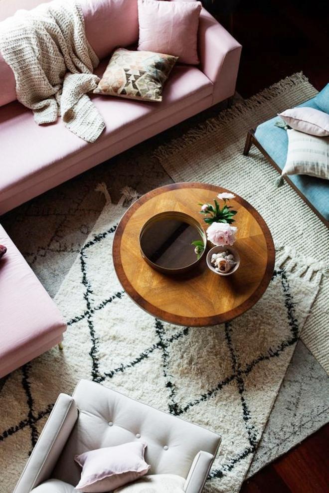 Tapetes na decoração - blog dá um zoom