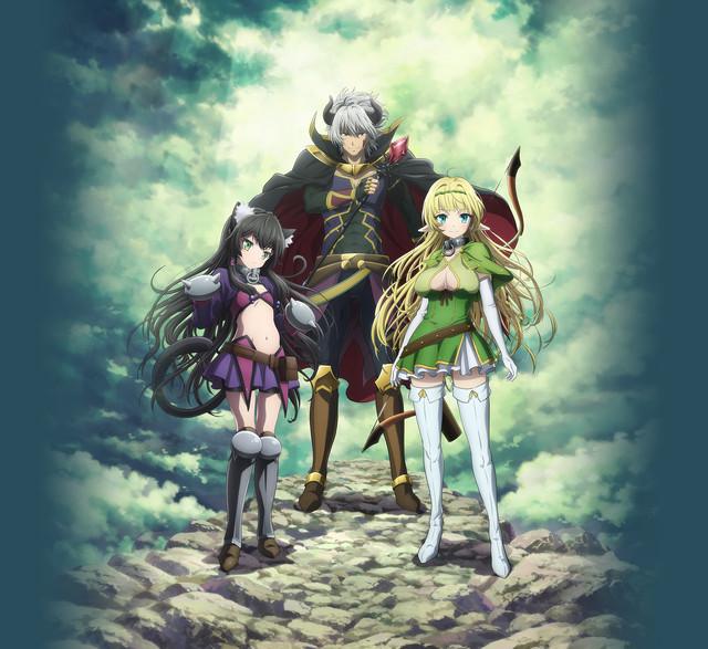 Anime Isekai Maou to Shoukan Shoujo no Dorei Majutsu: Tráiler, equipo y fecha de estreno