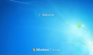 Cập nhật tháng 1 2018, Windows 7 Ultimate No Soft, No Drivers, Không cá nhân hóa