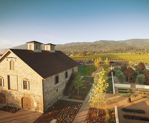 HALL Winery // St. Helena