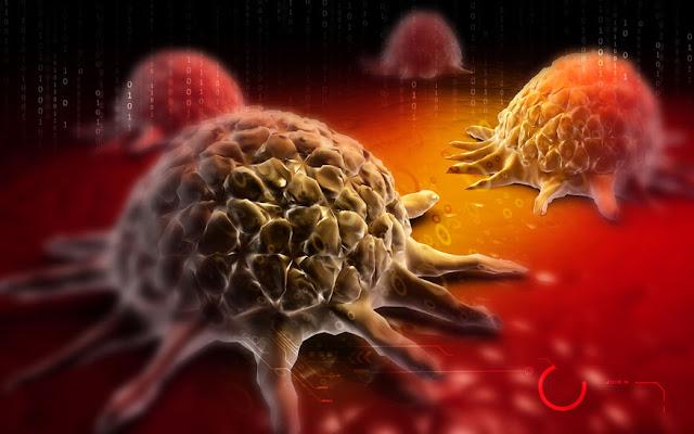 komórka nowotworu