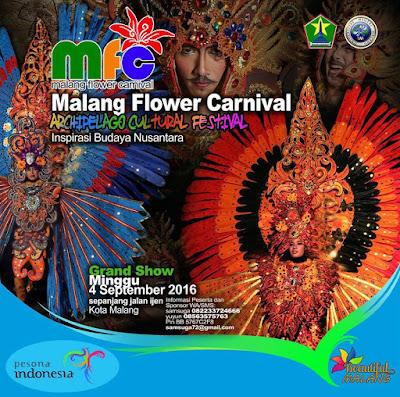 malang flower carnival, mfc, mfc 2016, malang, karnaval bunga