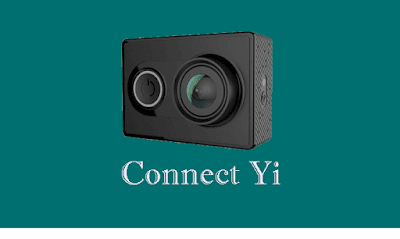 cara connect wifi yi
